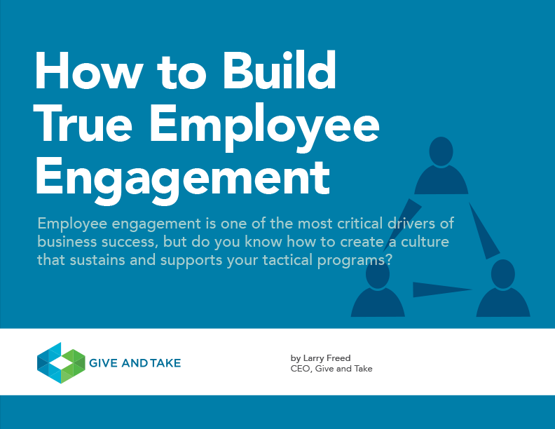 How to Build True Employee Engagement