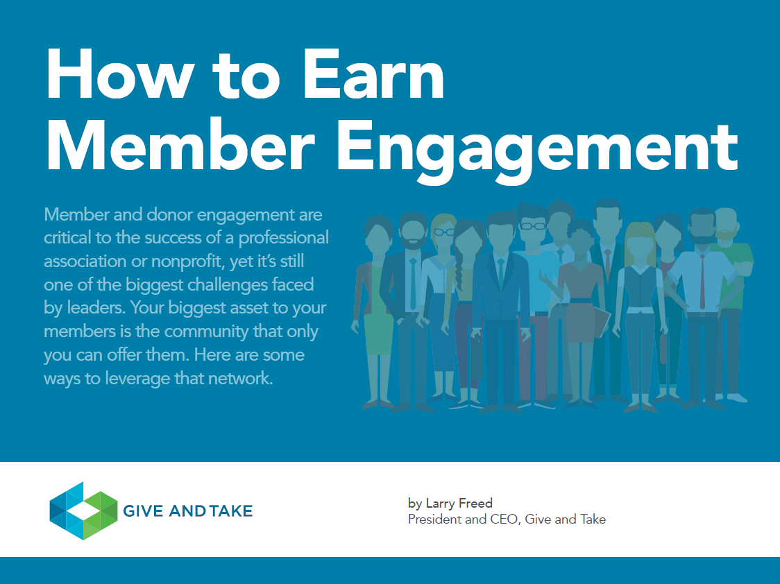 how to earn member engagement
