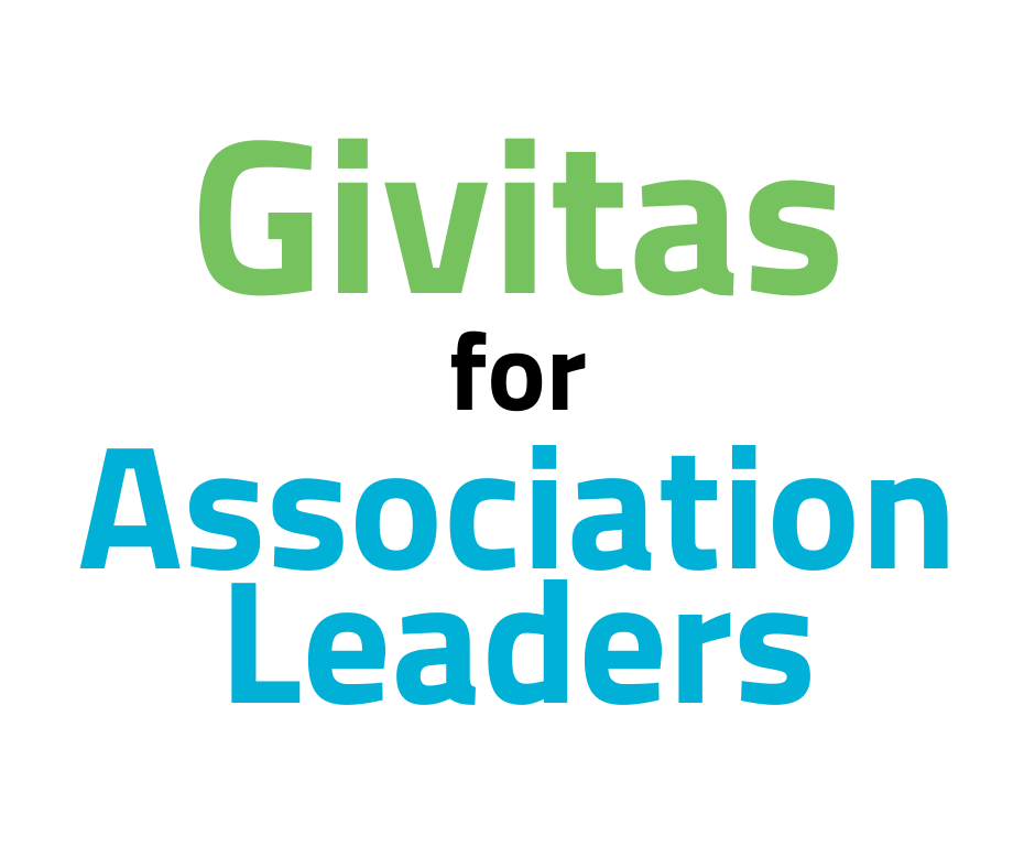 Givitas for Association Leaders